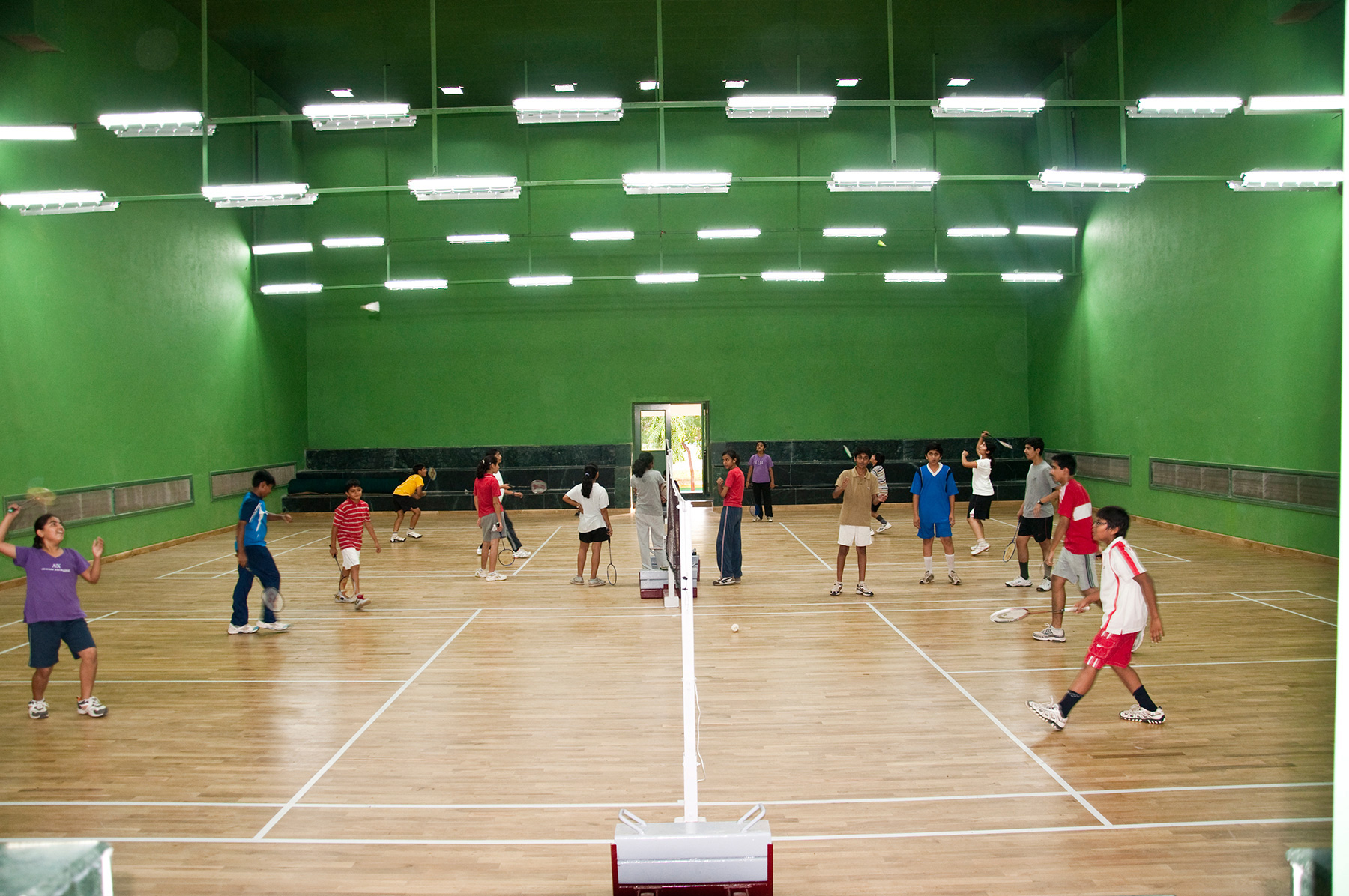 badminton coaching in madhavaram,chennai